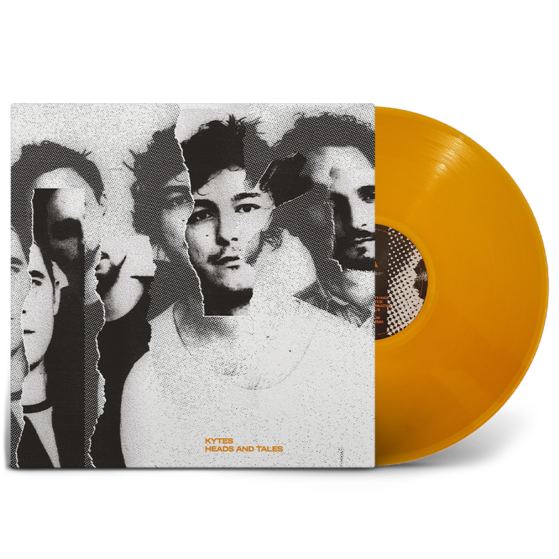 Heads and Tales Vinyl